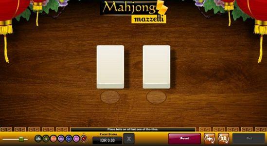 Mahjong Mazzetti 2 Tiles