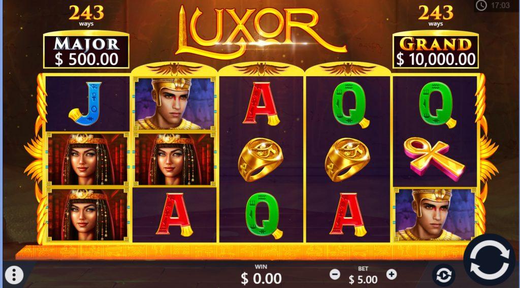 Slot Online Luxor