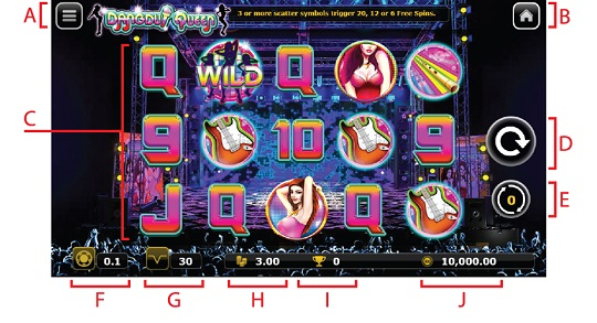 Dangdut Queen Slot