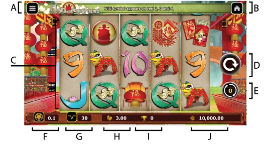 God of Fortune Slot