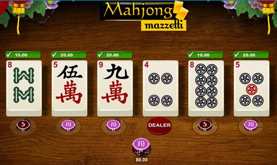 Mahjong Mazzetti